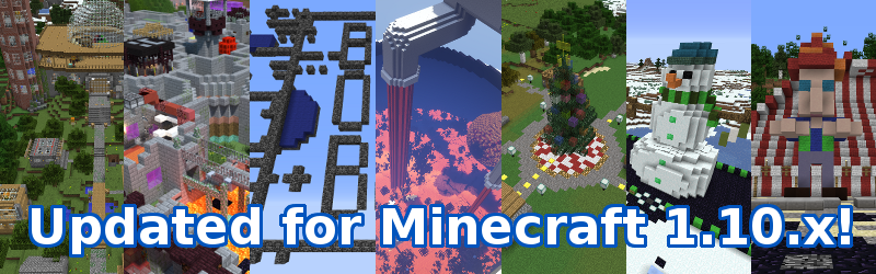 Updated for Minecraft 1.10