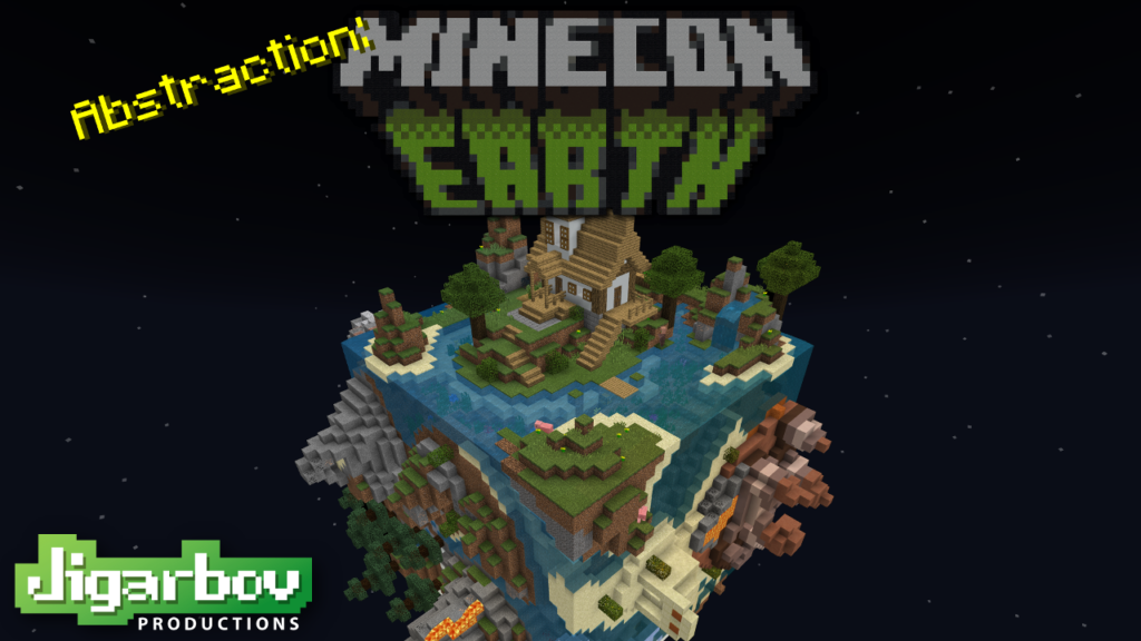 Download JAVA Edition Abstraction: MINECON EARTH – Jigarbov net
